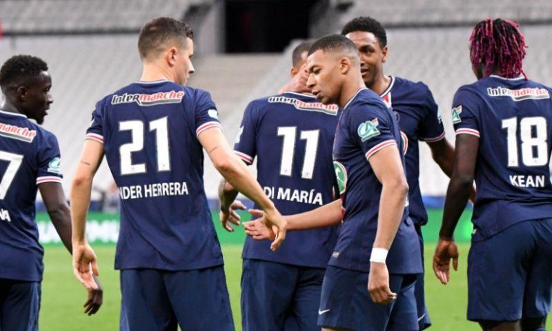 Afbeelding: PSG heeft geen moeite met Monaco en schrijft Coupe de France op zijn naam