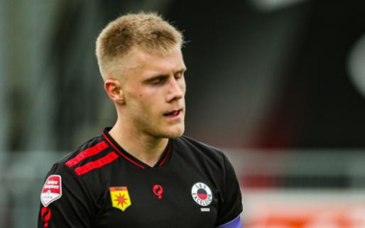 Afbeelding: Feyenoord verlengt met talent: 'Laten zien dat hij een uitstekende verdediger is'