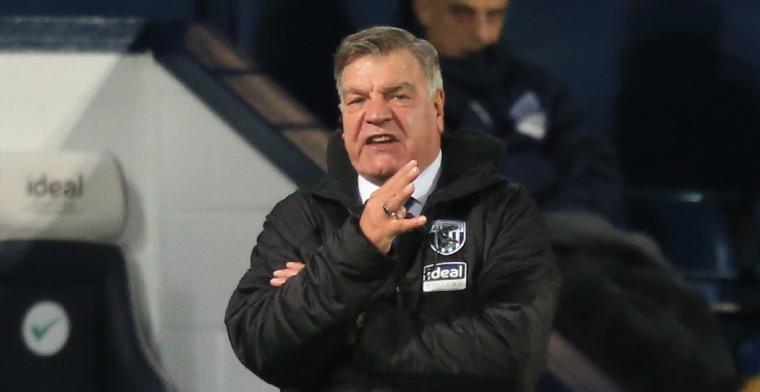 'Big Sam' vertrekt na Premier League-degradatie: 'Kan die belofte niet maken'