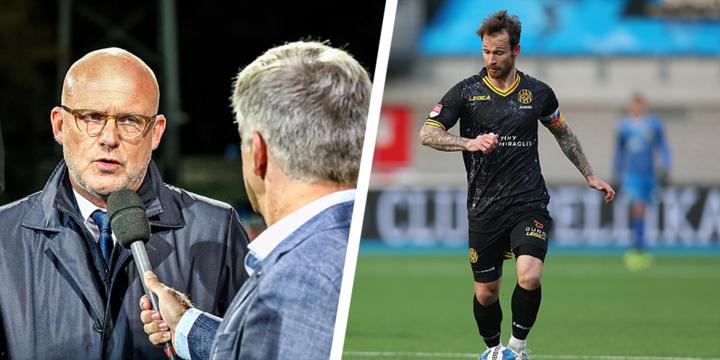Schoonvader versus schoonzoon bij NEC-Roda JC: 'Lastig voor ons zoontje'