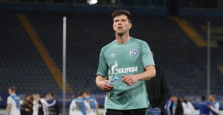 Huntelaar stelt belangrijke voorwaarde aan langer Schalke 04-verblijf