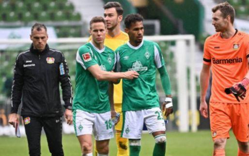 Afbeelding: Moisander treurt mee met Werder-fans: 'Kan alleen zeggen dat het ons spijt...'
