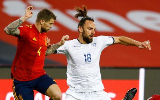 Afbeelding: Spaans international laat EK schieten: 'Uit eerlijkheid en respect naar team'