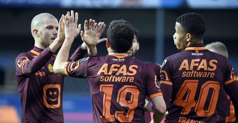 KV Mechelen is haar record pas na 33 jaar kwijt: 'Felicitationes'