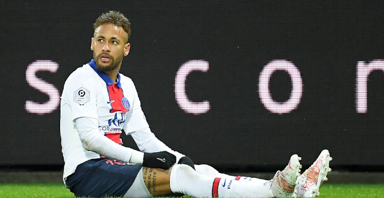 'Breuk tussen Neymar en Nike had te maken met onderzoek naar aanranding'