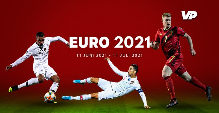 De EK-gids voor 2021: het programma, de speeltijden en de uitslagen
