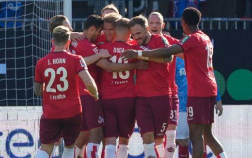 Afbeelding: Köln poetst nederlaag overtuigend weg en speelt ook volgend seizoen in Bundesliga