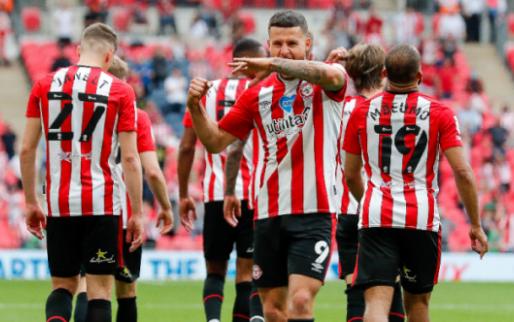 Afbeelding: Brentford wint finale play-offs en promoveert naar de Premier League