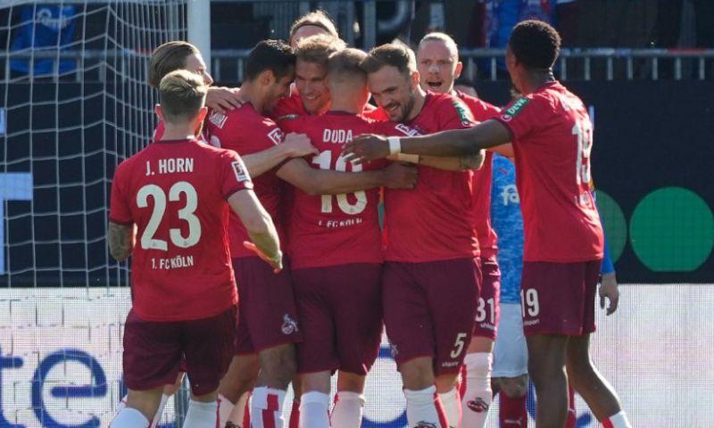 Afbeelding: Bornauw en Köln mogen zich opmaken voor nieuw seizoen in de Bundesliga