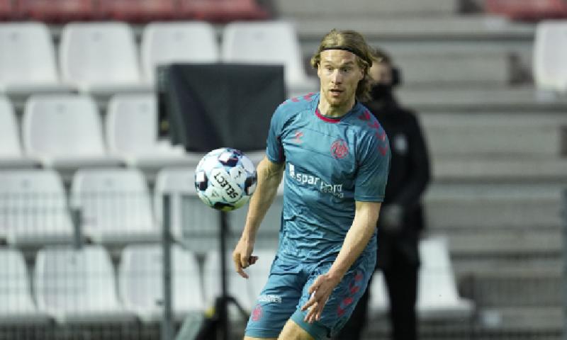 Afbeelding: 'Van Weert vertrekt uit Denemarken en tekent bij nieuwe club'