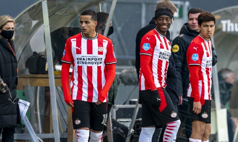 Afbeelding: Eindhovens Dagblad weerlegt geruchten over PSV-middenvelder Gutiérrez