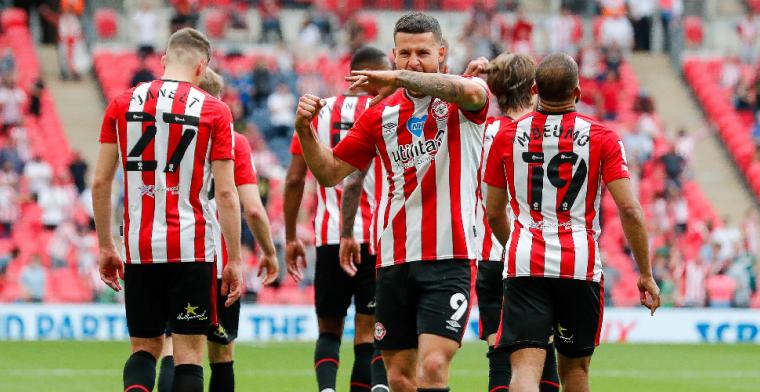 Brentford wint wedstrijd om 200 miljoen en promoveert naar Premier League