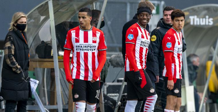 Eindhovens Dagblad weerlegt geruchten over PSV-middenvelder Gutiérrez