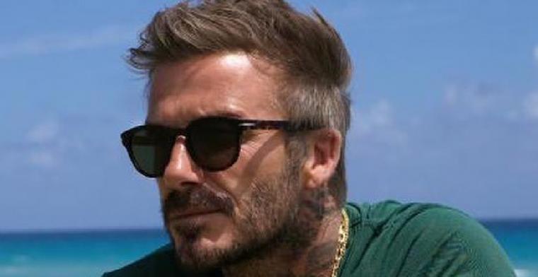 Major League Soccer grijpt hard in en deelt recordboete uit aan club van Beckham
