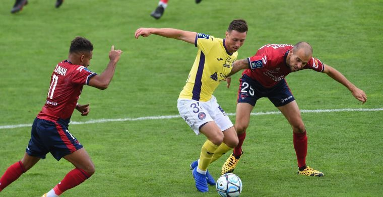 Emond en Limbombe blijven in Ligue 1, Dejaegere en Dewaest stranden op één goal