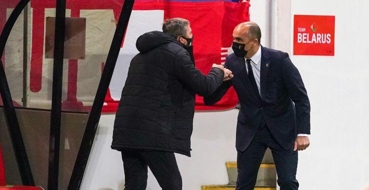 Ook Martinez gelukkig met Henry: Toernooiervaring is grote toegevoegde waarde
