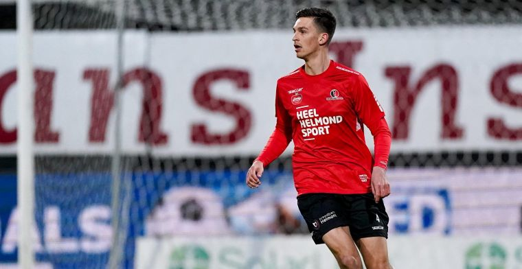 Mooi: speler van KV Mechelen is primus van Keuken Kampioen Divisie