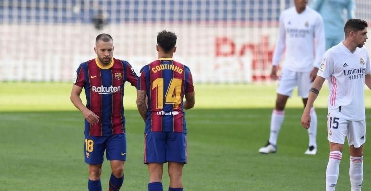 AS-geruchten: zestal kan weg, Atlético wil Alba, Coutinho aangeboden bij Liverpool