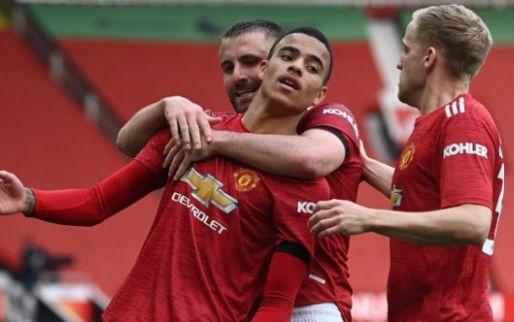 Afbeelding: 'Dreun voor United-duo: Greenwood en Lingard niet met Engeland naar EK'