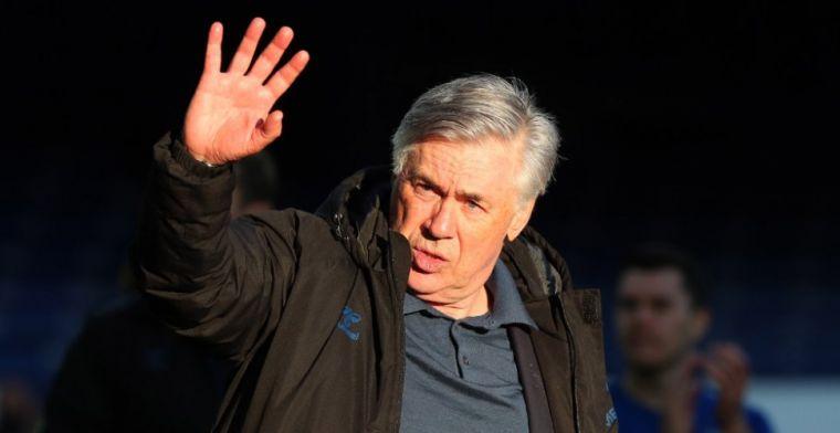 Real Madrid en Everton bevestigen: Ancelotti keert terug in Bernabéu