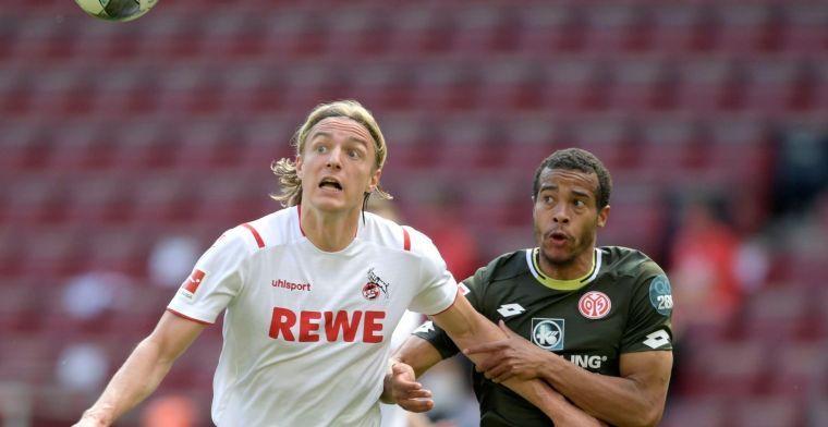 """FC Koln krijgt bod binnen voor Bornauw: """"Voldeed niet aan verwachtingen"""""""