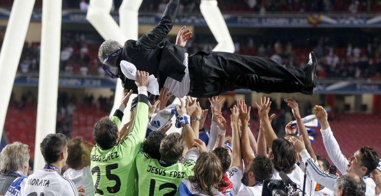 'Ancelotti de 'uitverkorene': Real Madrid wil opnieuw in zee met ervaren Italiaan'