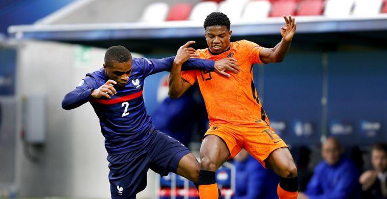 Van de Looi roemt Feyenoord-duo: 'Meest talentvolle in zijn leeftijdscategorie'