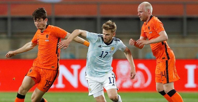 Memphis voorkomt nederlaag van Oranje na onder meer doelpunt Hendry (Oostende)