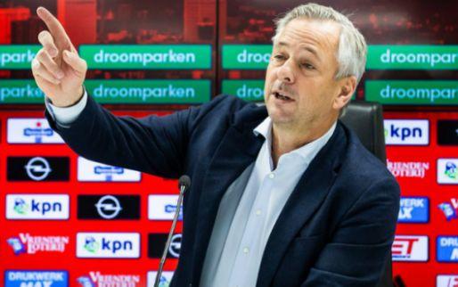 Afbeelding: Feyenoord-commissaris Van Bodegom verrast en brengt bezoek aan São Paulo FC