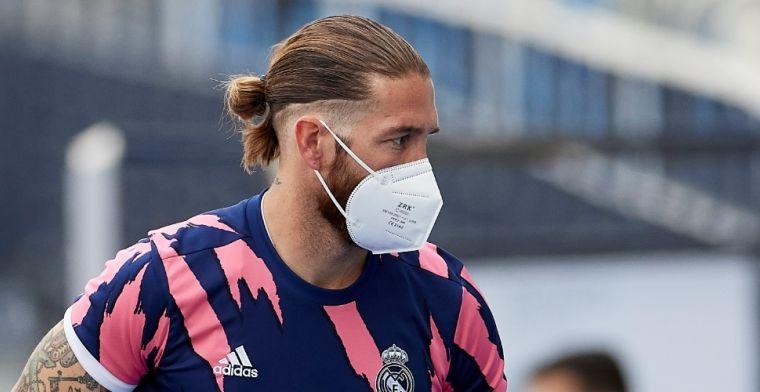 ''Divorcio total' Ramos en Real Madrid begon met woordenwisseling na Ajax-thuis'