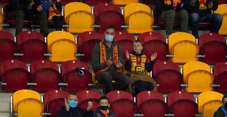 KV Mechelen komt met sneak peek nieuwe shirts komend seizoen