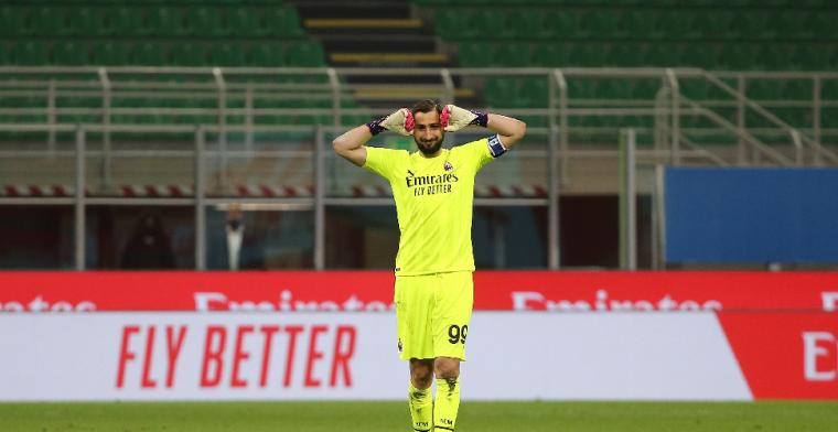 Mourinho wil Donnarumma na imposant Milan-hoofdstuk verleiden tot pikante transfer