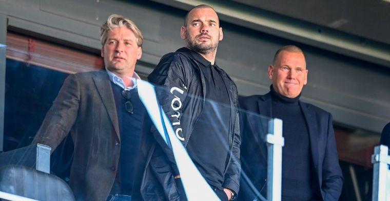 Nieuws van RTL: Sneijder komend seizoen aan de zijde van Humberto Tan