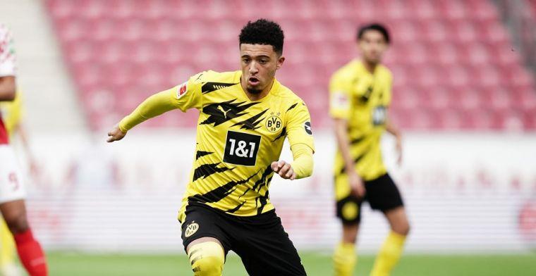 'United en Dortmund onderhandelen: optimisme over transfer van Sancho'