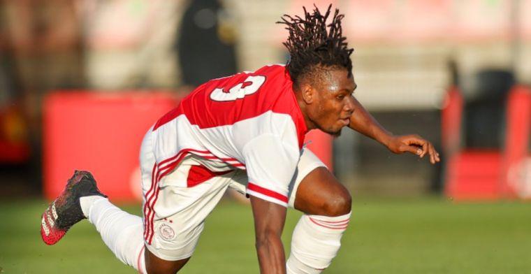 Volgende club toont interesse in Ajax-spits Traoré
