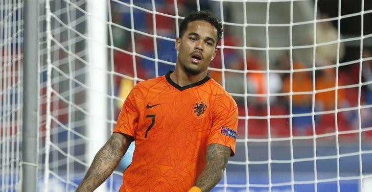 'Derde optie dient zich aan voor Kluivert: ook Marseille toont interesse'