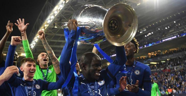 Oproep van Pogba: 'N'Golo Kanté verdient de Ballon d'Or, hij is zó goed'