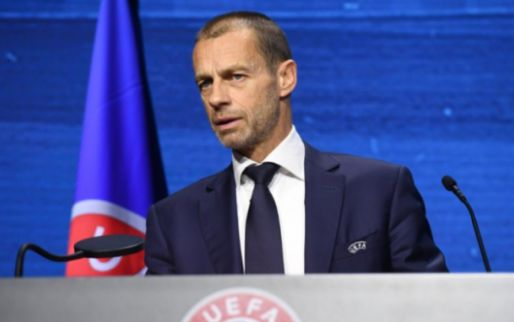 Afbeelding: UEFA-preses haalt ongenadig hard uit: 'Hij bestaat voor mij niet meer'