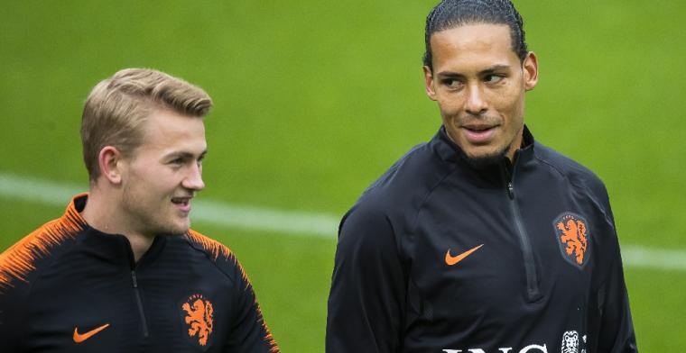 Liverpool snel weer in gesprek met Van Dijk