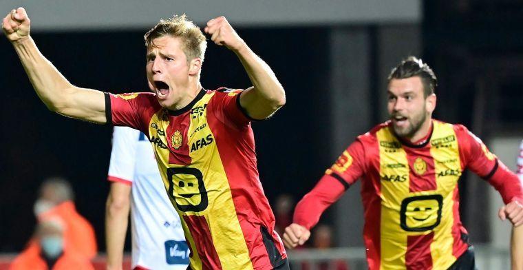 'Huurling van Club Brugge keert noodgedwongen terug uit Mechelen'