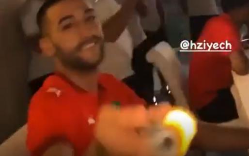 Champions League-winnaar: Marokko zet Ziyech in het zonnetje