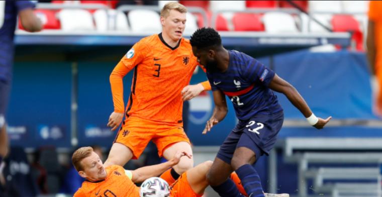 UEFA heeft plekje voor Jong Oranje-duo in beste team van EK onder 21