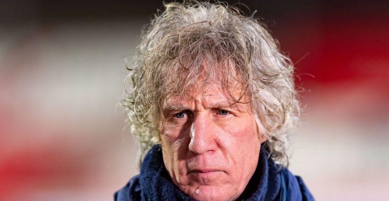 Almere City heeft nieuwe trainer: Verbeek tekent voor twee seizoenen
