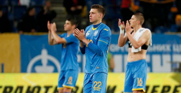 Oekraïne wekt woede in Rusland met speciaal nieuw shirt voor EK