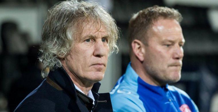 Verbeek: Ik heb hier nog niet met ESPN over gesproken, maar wel met de club