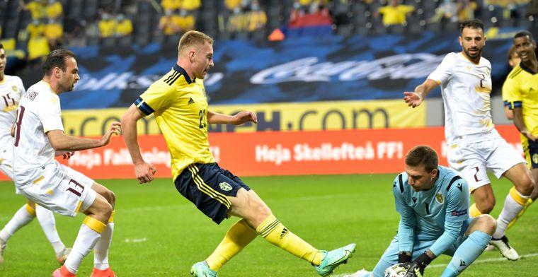 Voorbereiding op wedstrijd Spanje-Zweden ontregeld: ook coronanieuws in Zweden