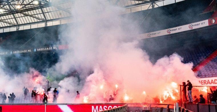 Gemeente schrapt Feyenoord City-inspraakavond: 'Niet iedereen voelt zich vrij'