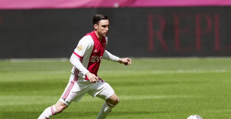 'Ajax laat vraagprijs zakken: Tagliafico voor de helft op te halen in Amsterdam'