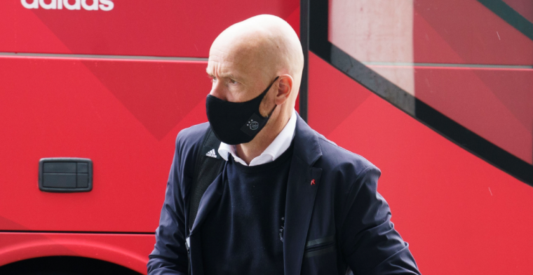 'Vier mislukte pogingen: Spurs mogelijk weer aangewezen op videocall met Ten Hag'