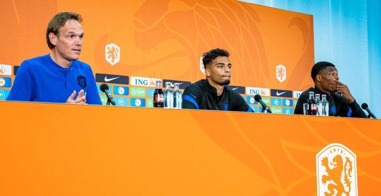 Wijndal gaat verder in op moeilijkheid van 5-3-2 bij Oranje: 'Is hier niet zo'